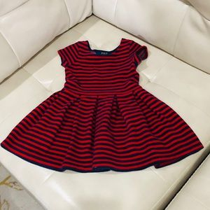 Ralph Lauren Dress Causal 4T